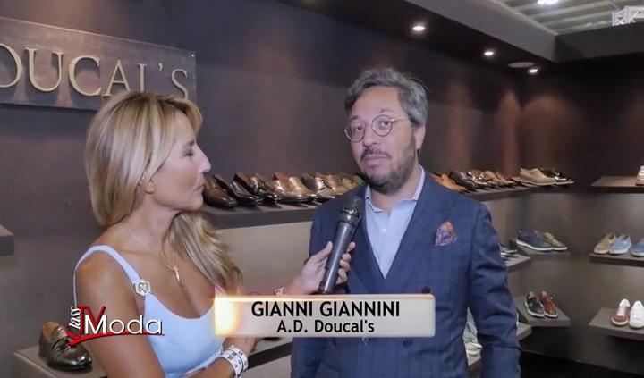 Intervista TV Moda Micam - Settembre 2016